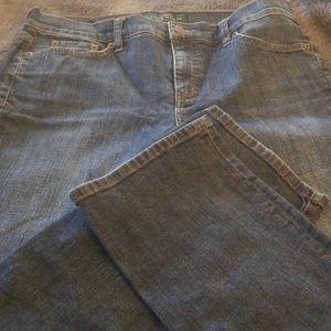Lauren Women's Straight Leg Jean's